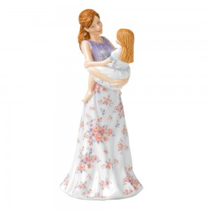 A Mother's Joy HN5688 - Royal Doulton Figurine