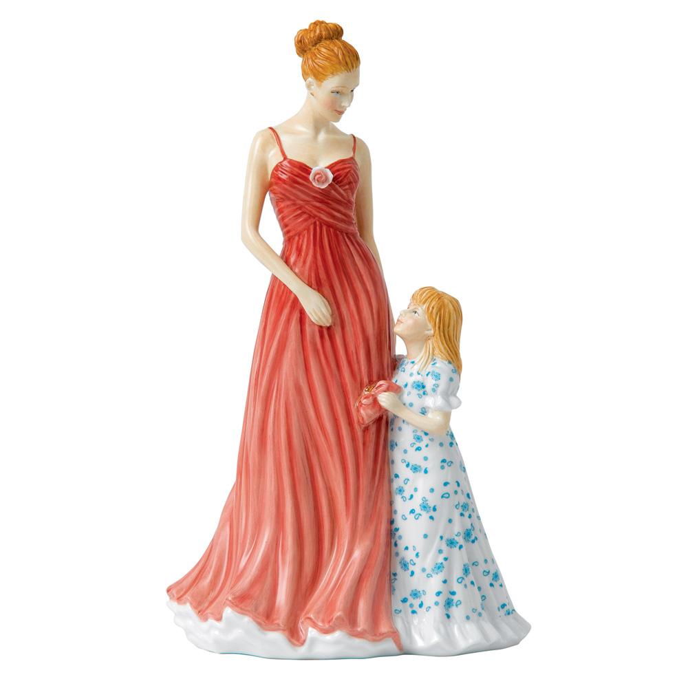 Time together hn royal doulton figurine seaway