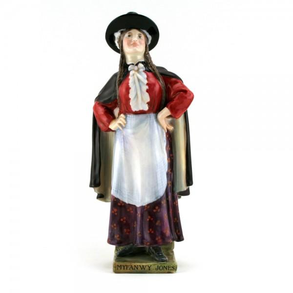 Myfanwy Jones HN39 - Royal Doulton Figurine