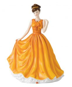 November Topaz HN5636 - Royal Doulton Figurine