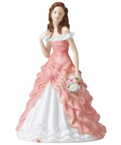 November HN5510  - Royal Doulton Petite Figurine