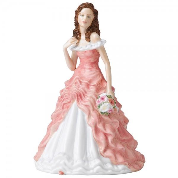 November HN5510  - Royal Doulton Petite Figurine