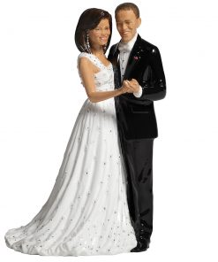 Obama Inaugural Dance HN5482 - Royal Doulton Figurine