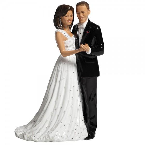 Obama Inaugural Dance HN5482 - Royal Doulton Figurine