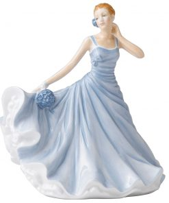 October HN5509  - Royal Doulton Petite Figurine