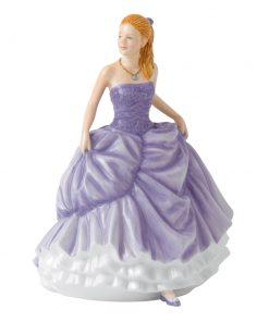 October Opal HN5635 - Royal Doulton Figurine