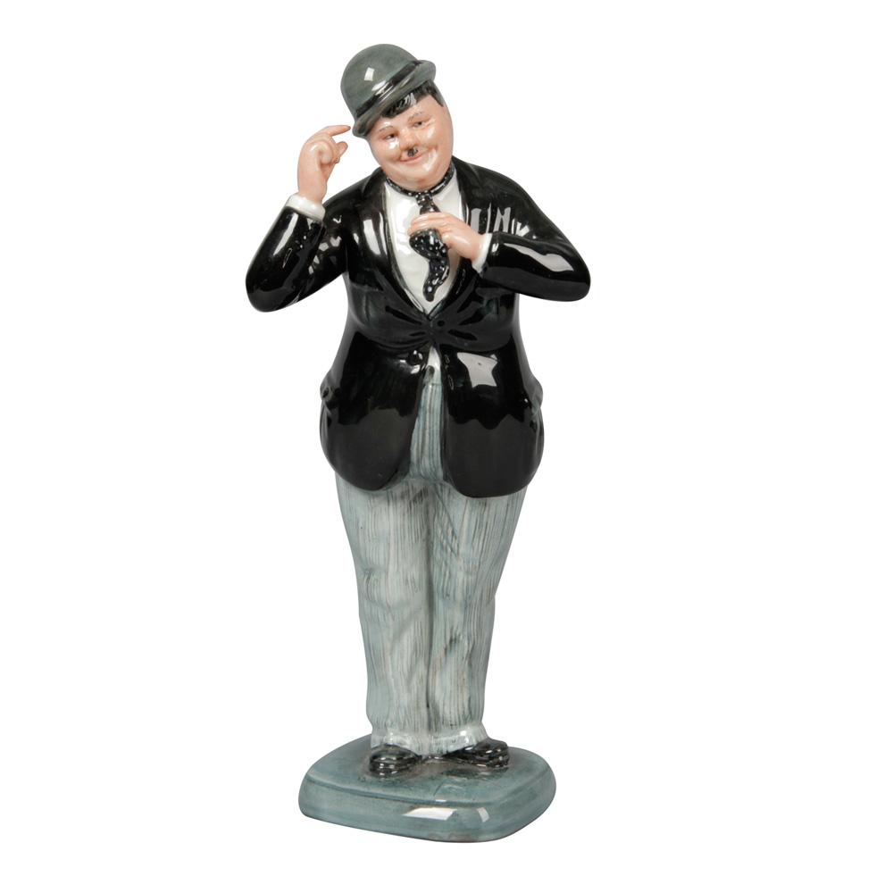 Oliver Hardy HN2775 - Royal Doulton Figurine