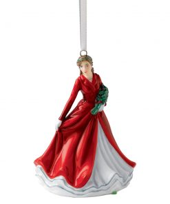 Deck the Halls HN5715 - Royal Doulton Ornament Figurine