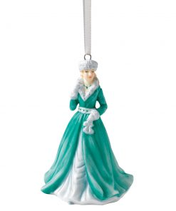 Silver Bells HN5713 - Royal Doulton Ornament Figurine