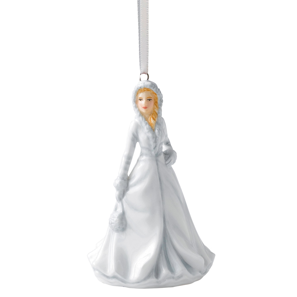 White Christmas HN5714 - Royal Doulton Ornament Figurine