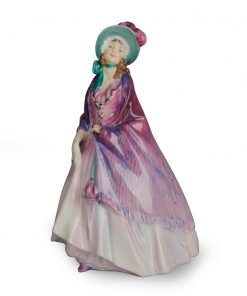 Paisley Shawl - Royal Doulton Figurine