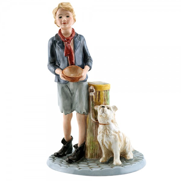 Please Sir HN3302 - Royal Doulton Figurine