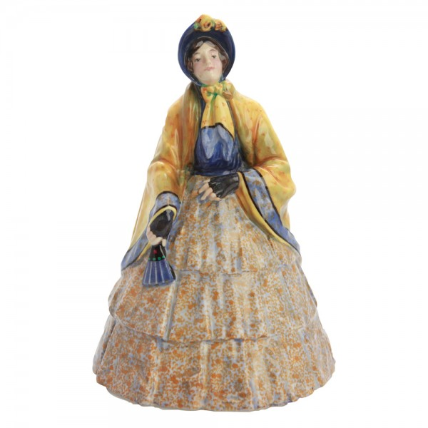 Poke Bonnet HN0340 - Royal Doulton Figurine