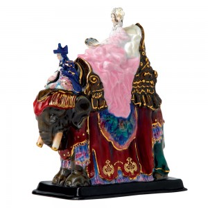Princess Badoura HN5651 - Royal Doulton Figurine