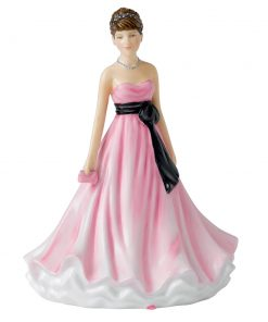 Prom Night (Mini) HN5682 - Royal Doulton Figurine