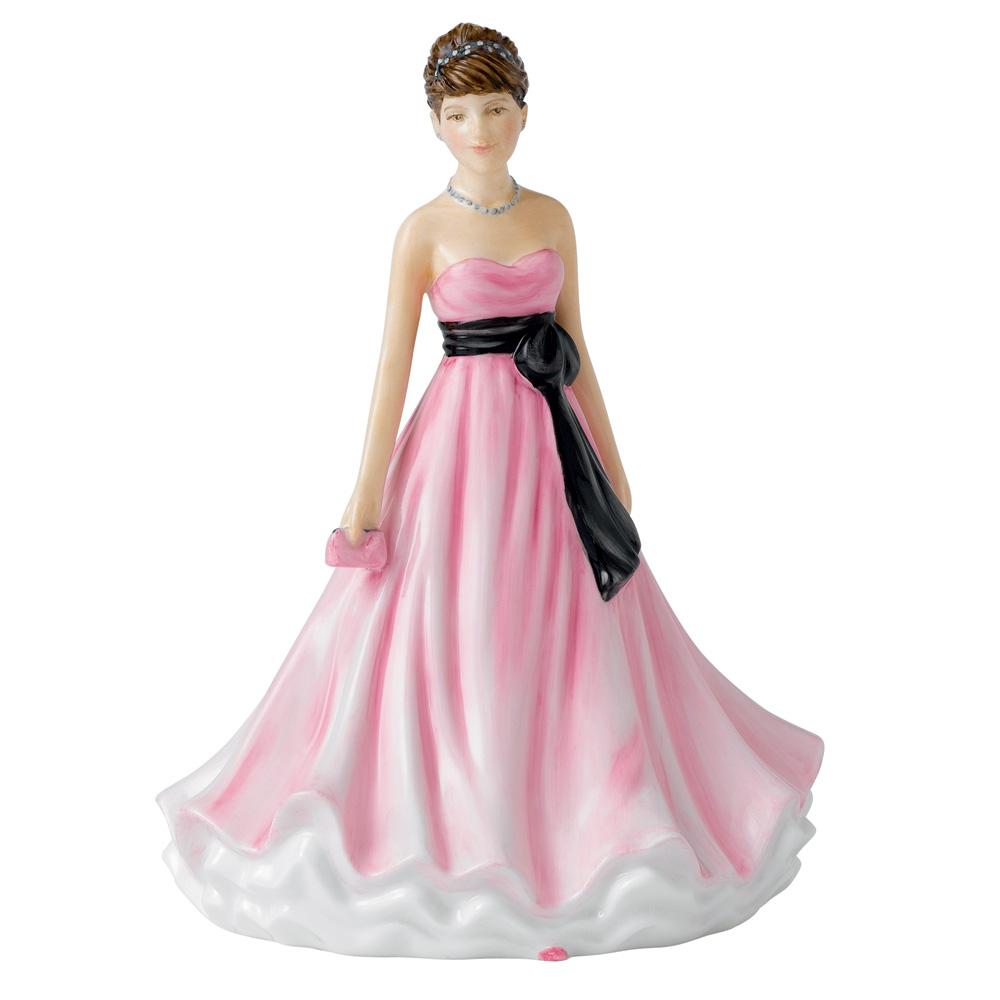 Prom Night (Mini) HN5682 - Royal Doulton Figurine