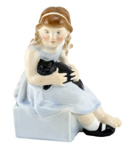 Pussy HN0018 - Royal Doulton Figurine