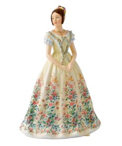 Queen Victoria HN5705 - From the Young Queens Collection - Royal Doulton Figurine