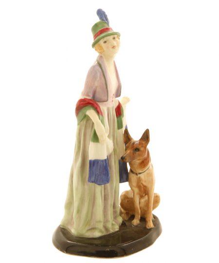 Rosamund HN1320 C_02 - Royal Doulton Figurine