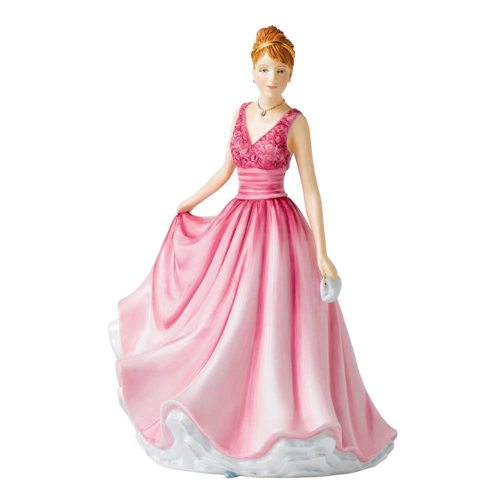 Rosemary HN5667 - Royal Doulton Figurine