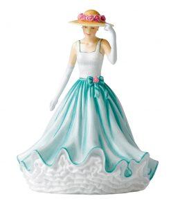 Sarah HN5668 - Royal Doulton Figurine