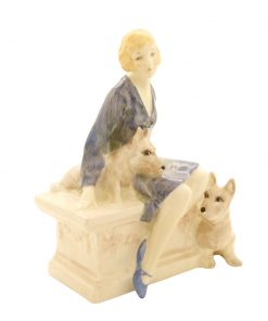Scotties HN1349 C_02 - Royal Doulton Figurine