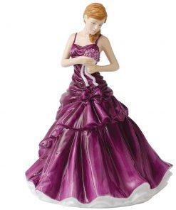 September HN5508  - Royal Doulton Petite Figurine