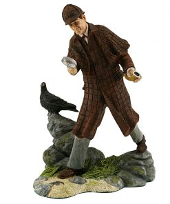 Sherlock Holmes (Sculpted) HN3639 - Royal Doulton Figurine