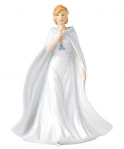 Silent Night HN5700 -  Royal Doulton Figurine