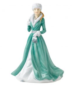 Silver Bells HN5607 - Royal Doulton Figurine