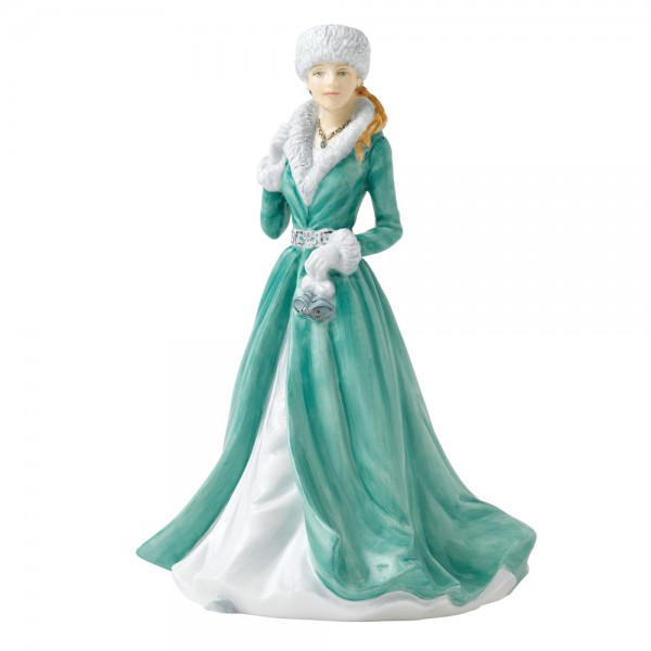 Silver Bells HN5607 - Royal Doulton Figurine