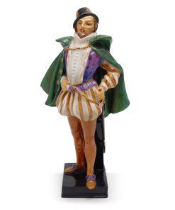 Sir Walter Raleigh HN1742 - Royal Doulton Figurine
