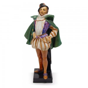 Sir Walter Raleigh HN1742 - Royal Doulton Figurine