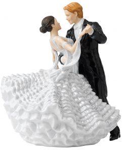 Slow Waltz HN5444 - Royal Doulton Figurine - Dance Collection