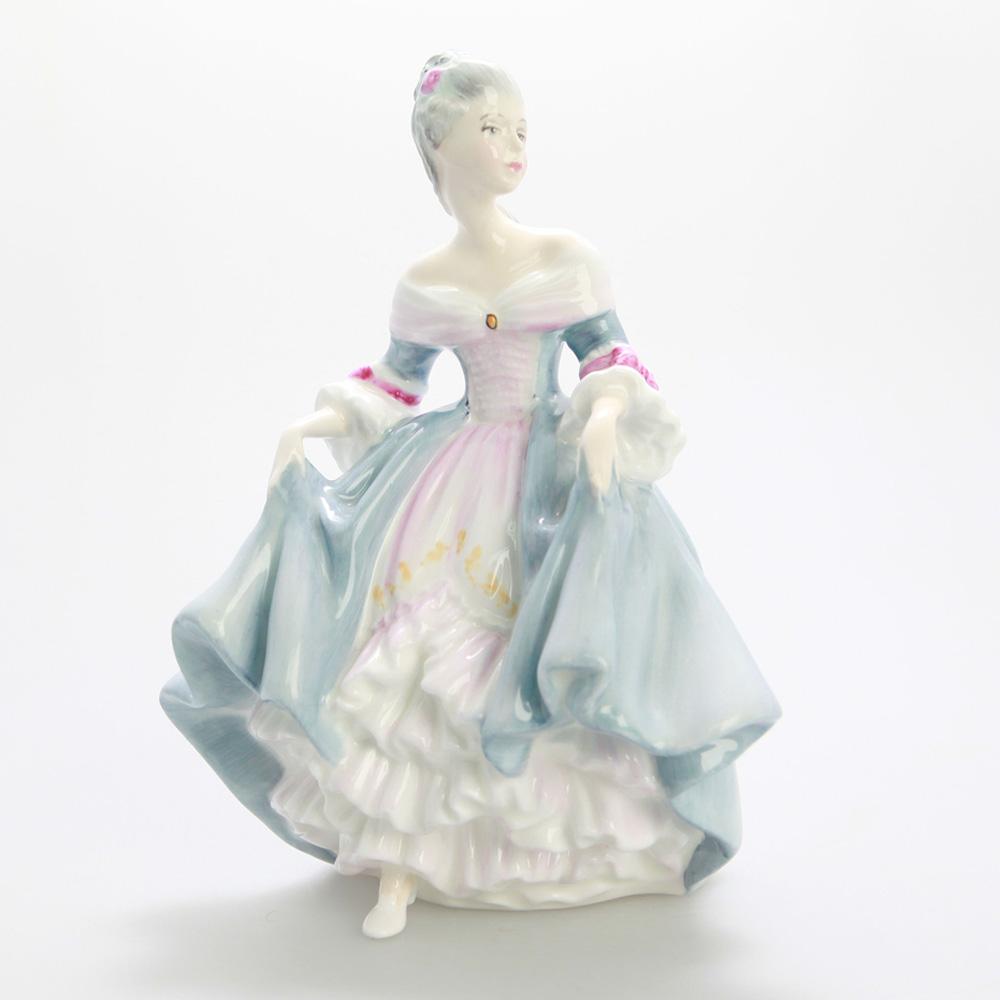 Southern Belle HN2425 - Royal Doulton Figurine