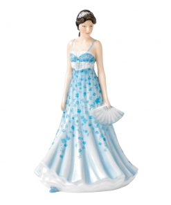 Stephanie Petite HN5697 - Royal Doulton Figurine