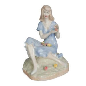 Summer Rose HN3085 - Royal Doulton Figurine