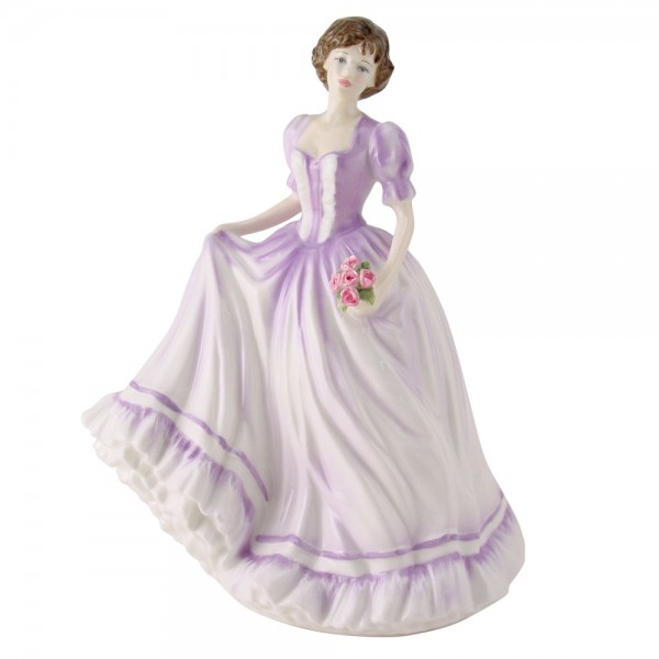 Suzanne HN4098 - Royal Doulton Figurine