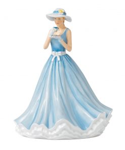 Tallulah - 2014 MD Event FOY HN5673 - Royal Doulton Figurine