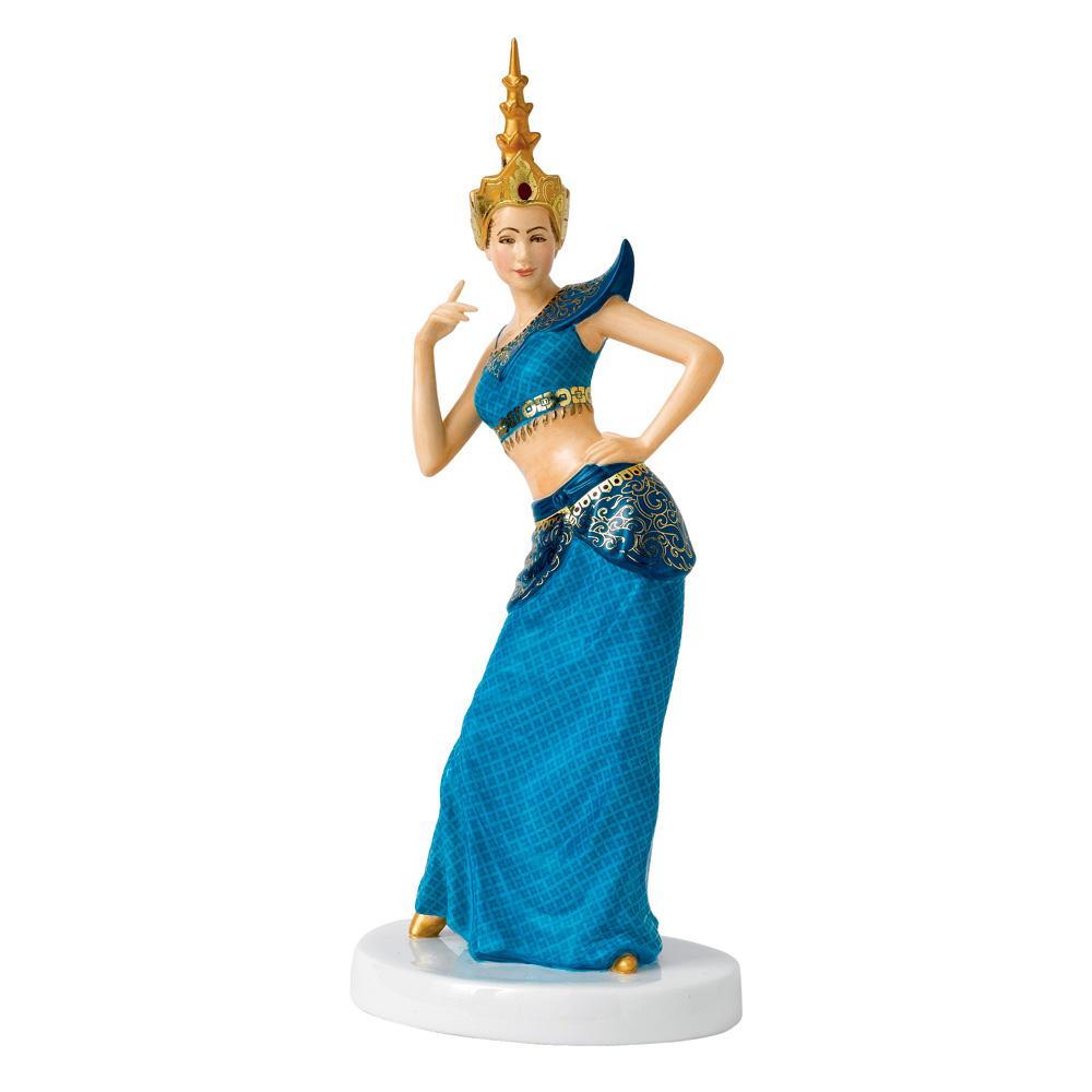 Thai Dance HN5645 - Royal Doulton Figurine