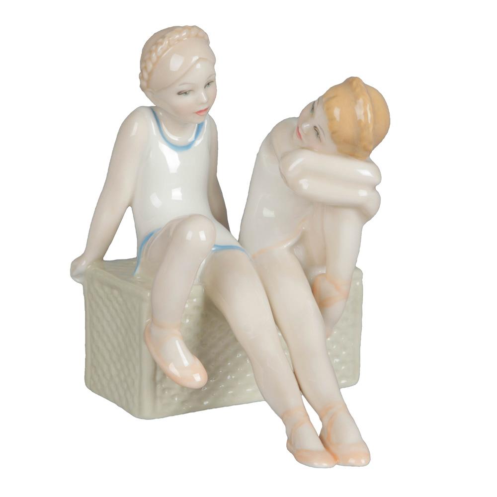 Tomorrow's Dream HN3128 - Royal Doulton Figurine