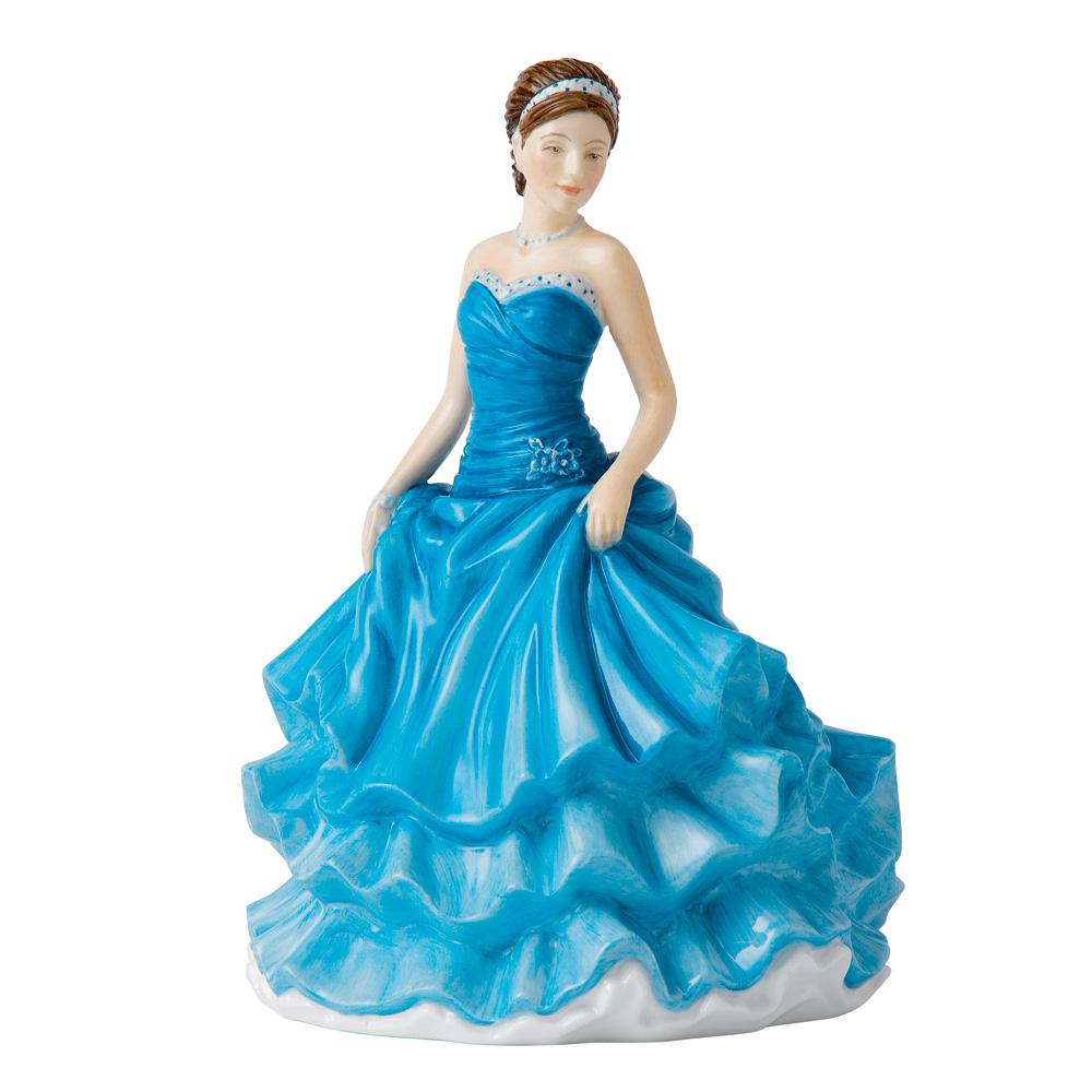 Tracy petite HN5623 - Royal Doulton Mini Figurine