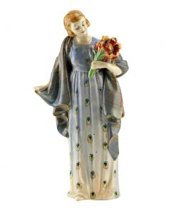 Tulips HN672 - Royal Doulton Figurine