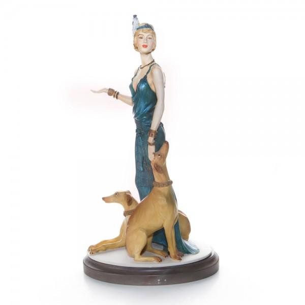 Victoria - Sculpted - Royal Doulton Figurine