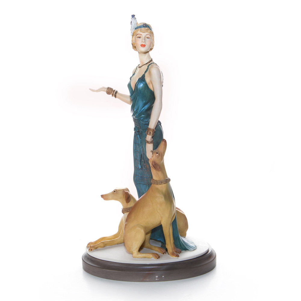 Victoria - Sculpted - Royal Doulton Figurine