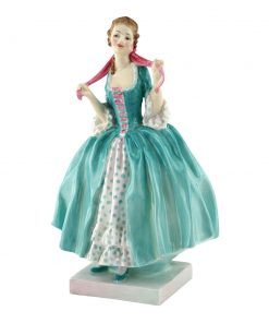 Virginia HN1694 - Green - Royal Doulton Figurine