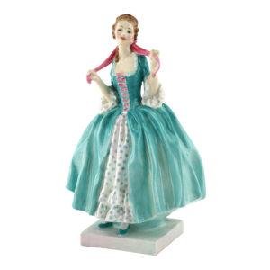 Virginia HN1694 - Green - Royal Doulton Figurine