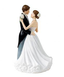 Wedding Day HN5646 - Royal Doulton Figurine