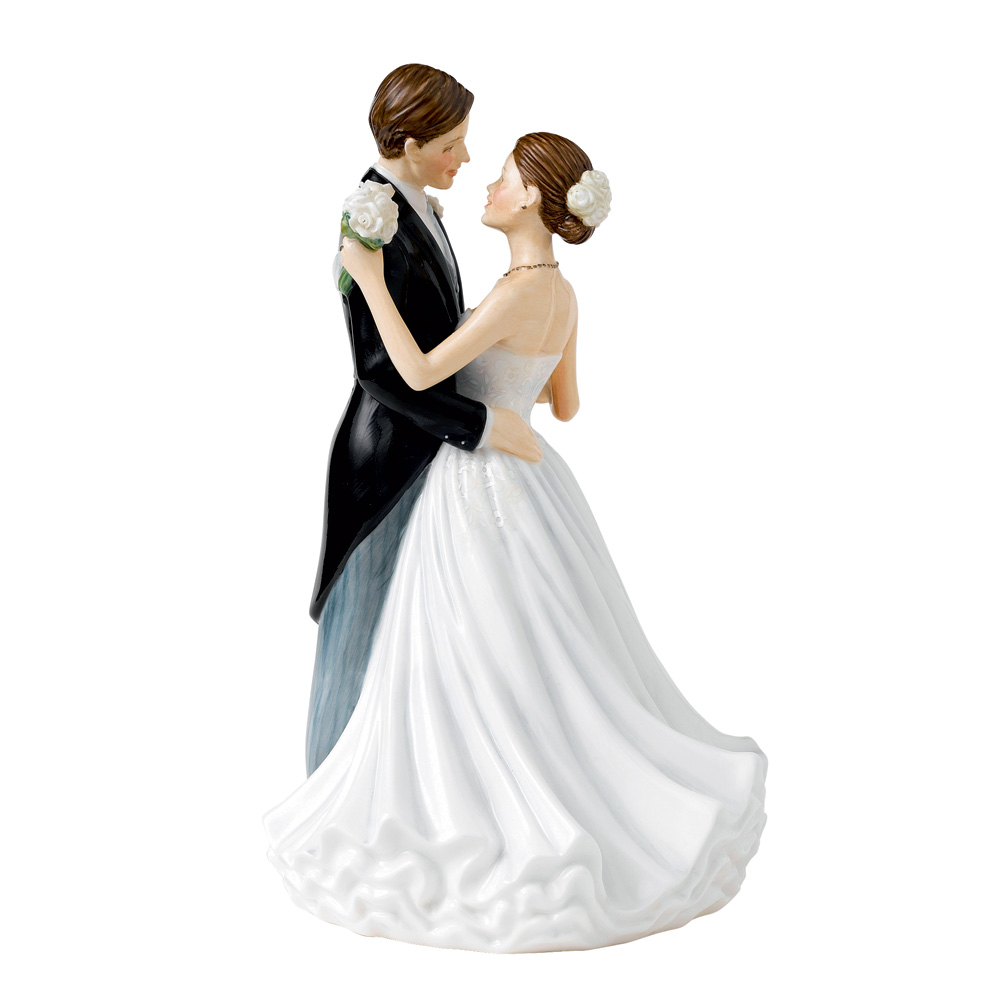 Wedding Day HN5646 - Royal Doulton Figurine