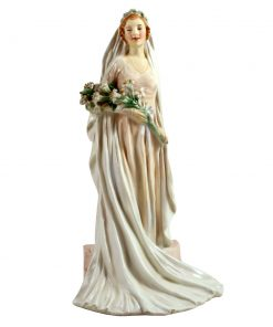 Wedding Morn HN1866 - Royal Doulton Figurine